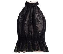 Sleeveless Top Black Size 12