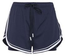 Eddie Perforated Stretch Shorts