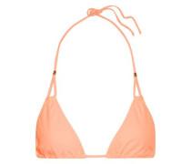 Bermuda triangle bikini top