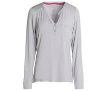 Stretch-modal jersey pajama top