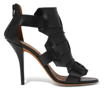 Rojda sandals in black leather