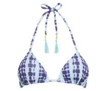 Fenja Triangel-bikini-oberteil mit Print