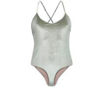 Pixie Stretch-velvet Swimsuit