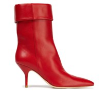 Madrid Leather Ankle Boots