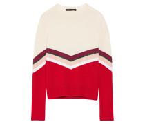 Striped Wool Sweater Rot