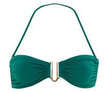 Verziertes Bandeau-bikini-oberteil