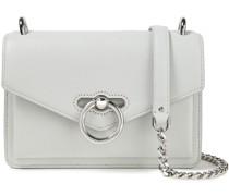 Jean Pebbled-leather Shoulder Bag