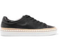 Kavi leather sneakers