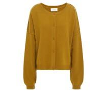 Debacity Brushed Merino Wool Cardigan