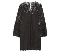 Megali corded lace mini dress