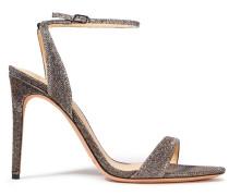 Willow Lamé Sandals