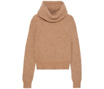 Pax Ribbed-knit Turtleneck Sweater