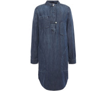 The B50 Denim Mini Shirt Dress