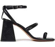 Tabi Leather Sandals