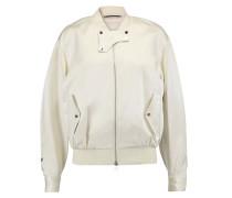 Sanicas Satin Jacket Creme