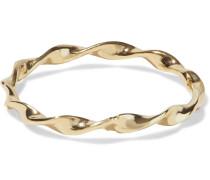 Svana 18-karat -plated Ring