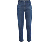 Doubletake Johnny Distressed Mid-rise Boyfriend Jeans
