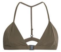 Louis triangle bikini top