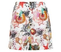 Biarritz Bedruckte Shorts aus Leinen
