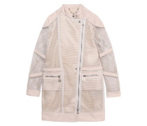 Dunstable tech-mesh coat