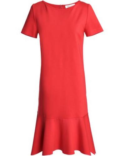 Jersey Mini Dress Red
