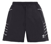 Shorts aus Shell