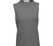 Jersey Sweater Grau