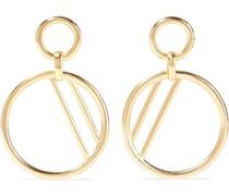 24-karat -plated Earrings