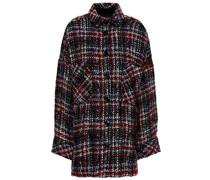 Oversized Bouclé-tweed Jacket