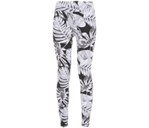 Drive Leggings aus Stretch-jacquard