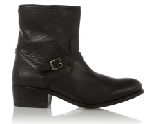 Lynn Leather Boots Black