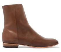 Rod Leather Boots Braun