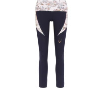 Lago printed stretch leggings