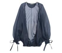 Silk-organza jacket