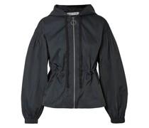 Melanie Hooded Shell Jacket