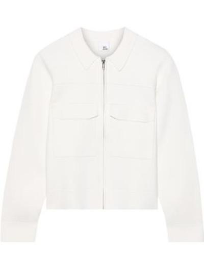 Gunnora Knitted Jacket Ivory
