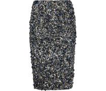 Sequined Jersey Skirt Schiefer