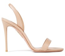 So Nude 105 Leather Sandals