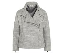 Pallenberg Cotton And Wool-blend Jacket Hellgrau