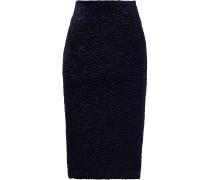 Velvet Cloqué Skirt