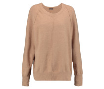 Merino Wool-blend Sweater Sand