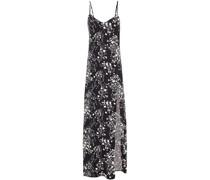 Harlowe Floral-print Crepe Maxi Dress
