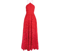 Floral-lace Gown Rot