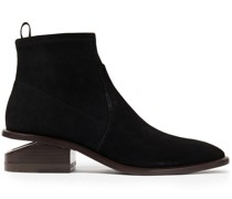 Kory Suede Ankle Boots