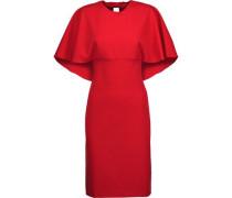 Layered crepe dress