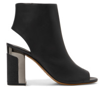 Fenmore Cutout Ankle Boots Schwarz