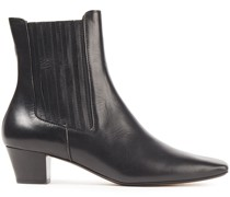 Bettina Leather Ankle Boots