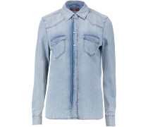 Western Denim Shirt Heller Denim