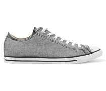 Chuck Taylor Canvas Sneakers Grau
