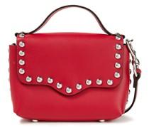 Blythe Small Studded Leather Shoulder Bag